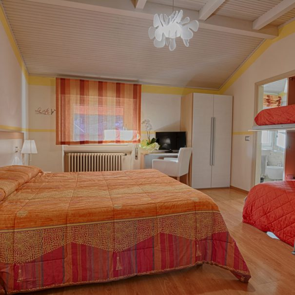 Camera Hotel Europa a Sorico