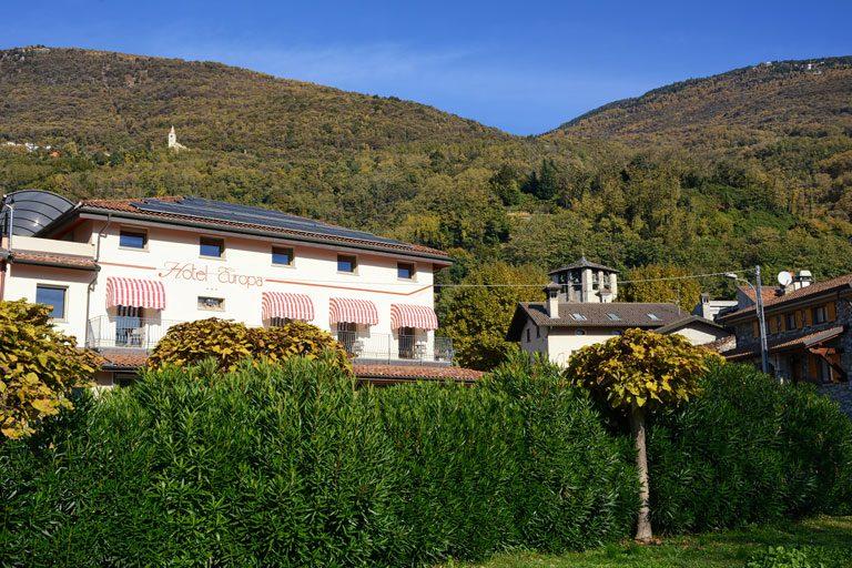 Hotel Europa a Sorico