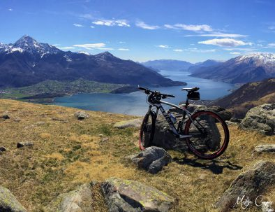 Mountain Bike sul Lago di Como